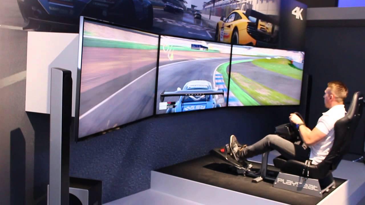 Gaming Fernseher 4k