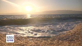 Călătorie inedită pe Marea Moartă