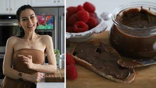 Настоящая и Полезная Нутелла в Домашних Условиях - Рецепт от Эгине - Heghineh Cooking Show