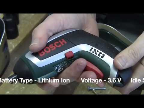 Black & Decker 3.6v Gyro Lithium Cordless Screwdriver from YouTube · Duration:  1 minutes 6 seconds