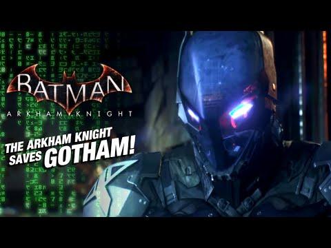 Batman Arkham Knight: The Arkham Knight Saves Gotham!