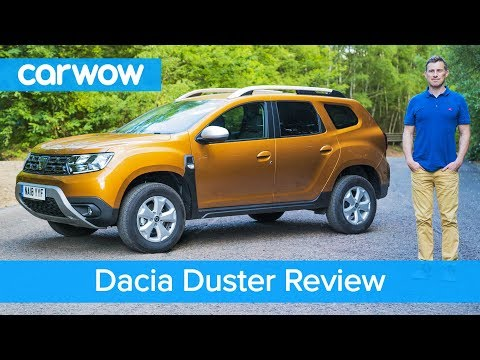 Dacia Duster SUV 2019 in-depth review | carwow