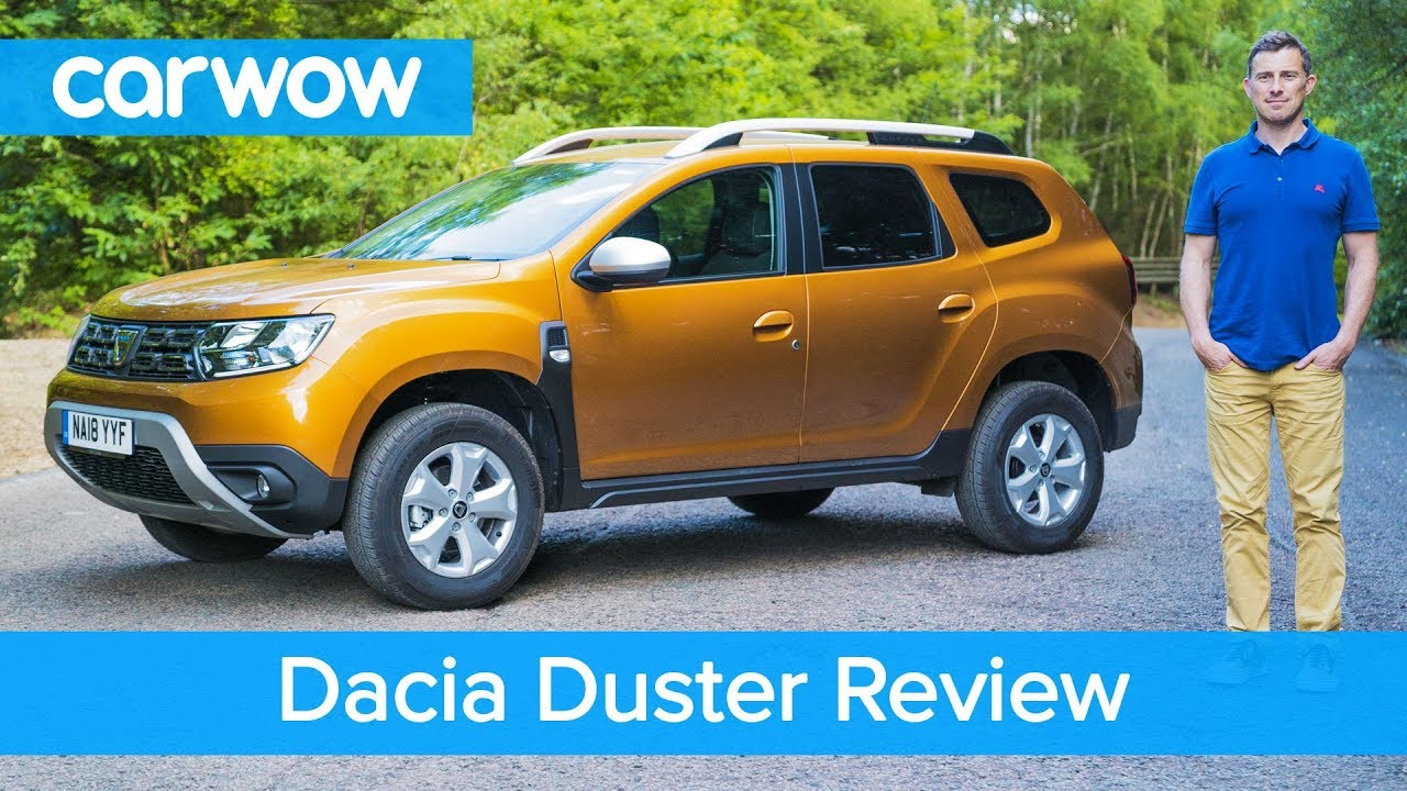 Dacia Renault Duster Suv 2019 In Depth Review Carwow Youtube