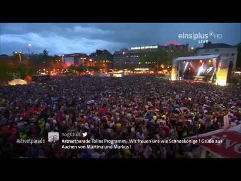 Paul van Dyk - LIVE @ Street Parade 2014 [Zurich, Switzerland 02.08.2014]