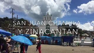 San Juan Chamula y Zinacantan