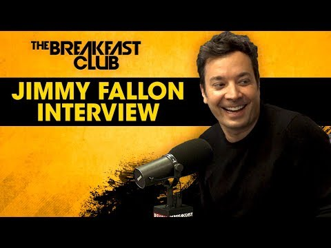 Jimmy Fallon Discusses Fatherhood, Politics On His , Cultural Appropriation  More