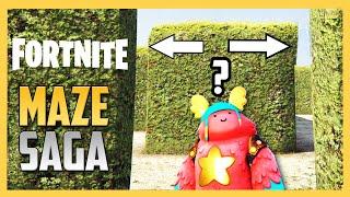 Maze Saga in Fortnite by JeffVH94!