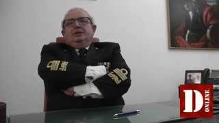 Interview with Admiral Inspector Captain Felicio Angrisano