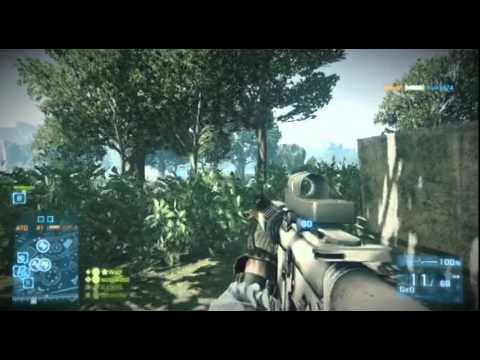 Battlefield 3 - PS3 - Operation Metro Rush Defense - Capture Test 576i