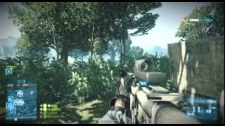 Battlefield 3 - PS3 - Operation Metro Rush Defense - Capture Test 576i