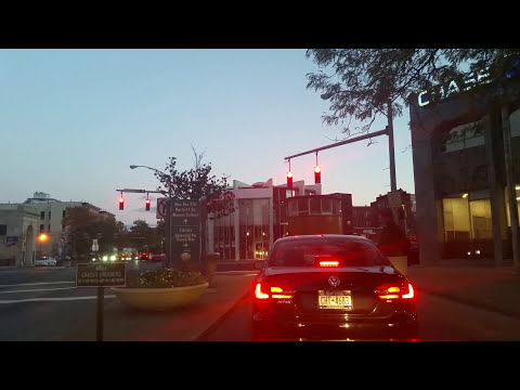 Driving in New Rochelle,New York