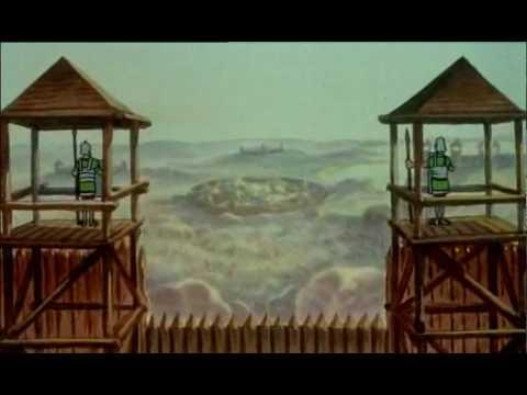 Asterix Versus Caesar Intro (Asterix Est La)