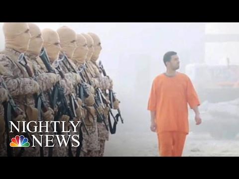 ISIS Executes Jordanian Pilot, Jordan Retaliates | NBC Nightly News