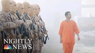 ISIS Executes Jordanian Pilot, Jordan Retaliates | NBC Nightly News