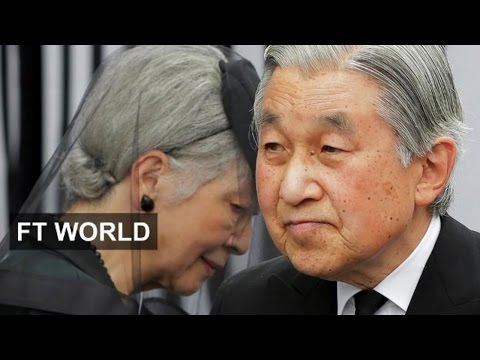 Emperor Akihito's abdication explained | FT World