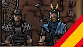 The Senile Scribbles : Skyrim Parody Parte 11 (Doblaje-Castellano)
