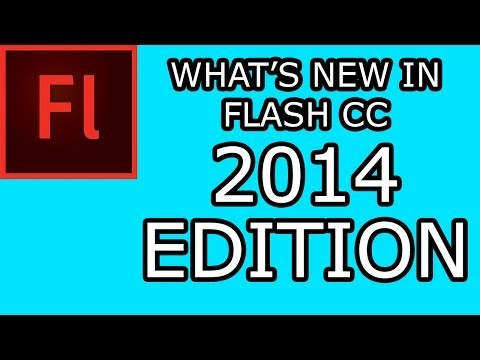 What's New in Flash CC 2014 June Update