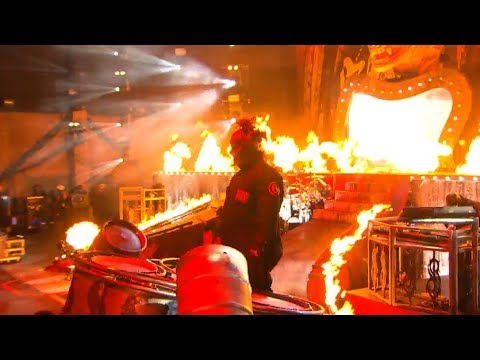 Slipknot pop-up store at The Palladium in Los Angeles, CA Oct 30th..!!