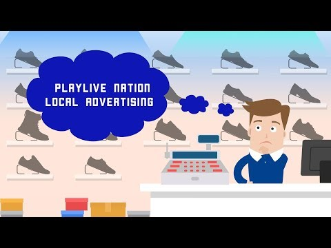 PLAYlive Nation Local Advertising Program