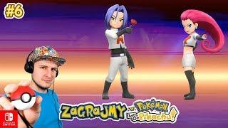 TE DWIE NIECNOTY! ZESPÓŁ R #6 Zagrajmy w Pokémon Let's Go Pikachu - Hikomikos
