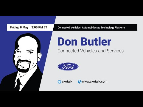 #109: Connected Vehicles: Automobiles as Technology Platform