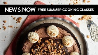 Free Summer Cooking Class on Craftsy Unlimited | New & Now June 22, 2018