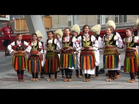 Canada Day 2014 Dundas Square Performance