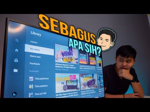 Bahas Smart TV 3 Juta yang Lagi Rame, Wajib Beli? Review HiSense Smart TV 40E5600EX | TheLazyReview