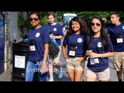 NRECA Government-in-Action Youth Tour 2016