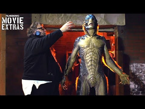 "The Shape Of Water ""Making of"" Featurettes (2017)"