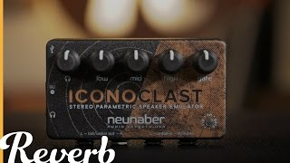 Neunaber Audio Effects Iconoclast Speaker Emulator | Reverb Demo Video