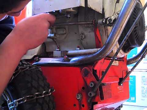 Ariens Snowblower Carb Clean Youtube
