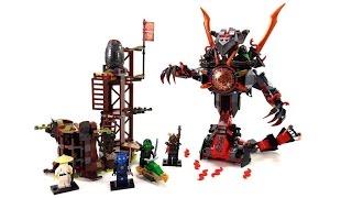 LEGO Ninjago Set 70626 Verhängnisvolle Dämmerung Review deutsch