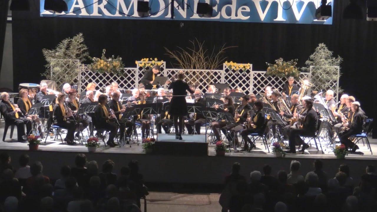 Harmonie de Vivy - Concert de Printemps 2018
