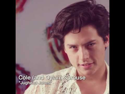 Cole Sprouse reveals that he is Dylan Sprouse!