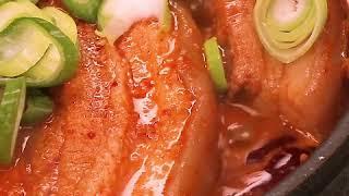 [Cookat Việt Nam] Kim Chi Hầm Thịt Ba Chỉ
