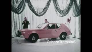 1974 AMC Gremlin Commercial Game Show Mary Jo Catlett BETTER Quality HD