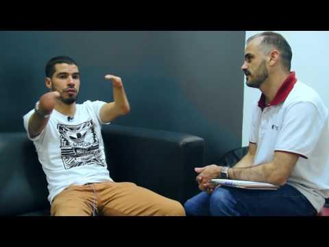 Teaser da entrevista com o atleta paralímpico, Daniel Dias, para o Expositor Cristão