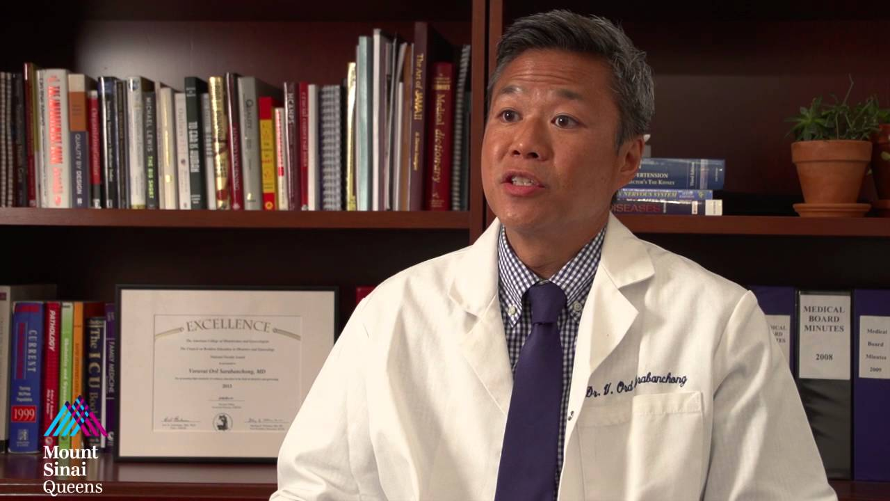Now There Are Nonsurgical & Minimally Invasive Treatments for Fibroids –  Chief of OB/GYN Dr  Ord