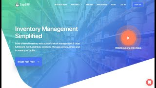 Zaperp multichannel ecommerce inventory management software with powerful stock & order fulfillment. sell distribute products. manage the entire...
