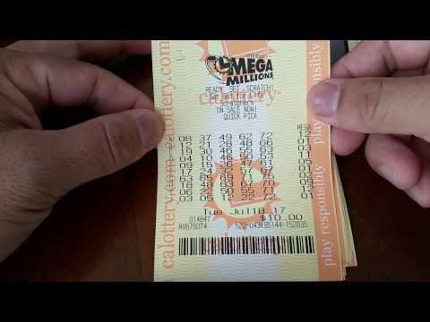Mega Millions - $143.3Million Cash Value - Our Numbers!