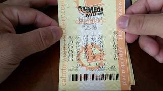 Mega Millions - $143.3Million Cash Value - Our Numbers!