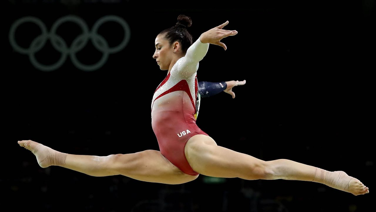 60 seconds of aly raisman showing the balance beam whos boss youtube 60 seconds of aly raisman showing the balance beam whos boss m4hsunfo