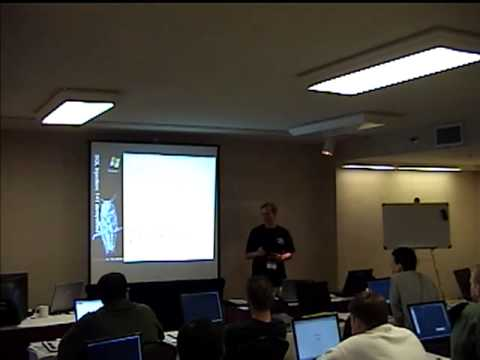 Black Hat EU 2003 -  The Role of Non Obvious Relationships in the Foot Printing Process