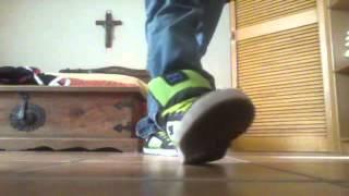 Como Bailar Shuffle | Pasos Basicos