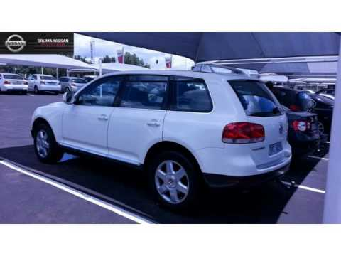 2004 VOLKSWAGEN TOUAREG 5.0 TDI V10 (A) Auto For Sale On Auto Trader South Africa