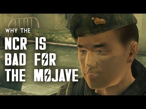 Why the NCR is Bad for the Mojave Wasteland - Fallout New Vegas Lore