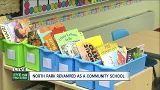 North Park Community School focusing on parent partnership