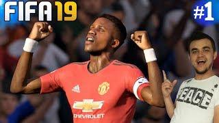 Gruby skład gruby początek z FUTem!⚽ FIFA 19 Ultimate Team [#1]㋡MafiaSolecTeam!