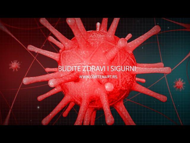 Corten Art u sprečavanju efekta pandemije COVID 19